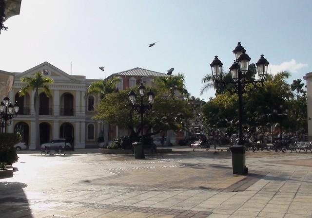 Downtown Puerto Plata