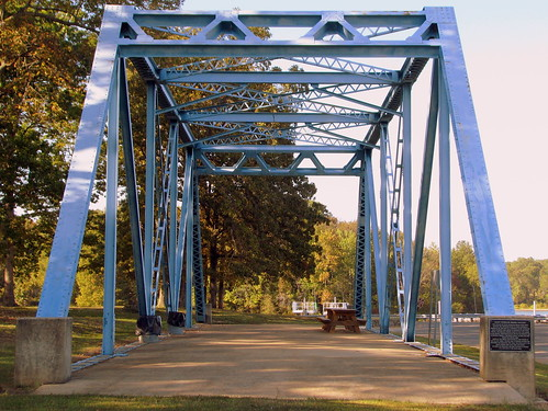 Scott Fitzhugh Bridge - Paris Landing, TN