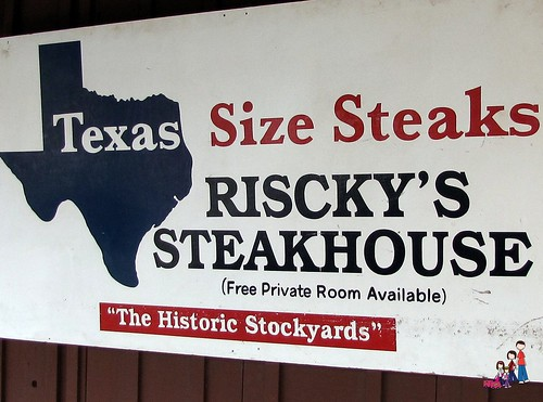 Steakhouse Fort Worth Stockyards