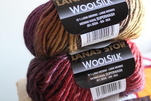 Lanas Stop Woolsilk