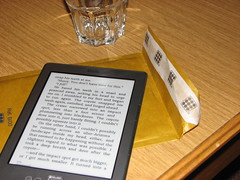 kindle in the hotel