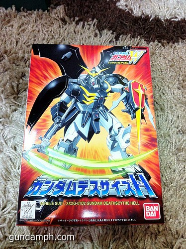 #12 144 NG Gundam Wing Complete List  1955 Make (Old School) (5)