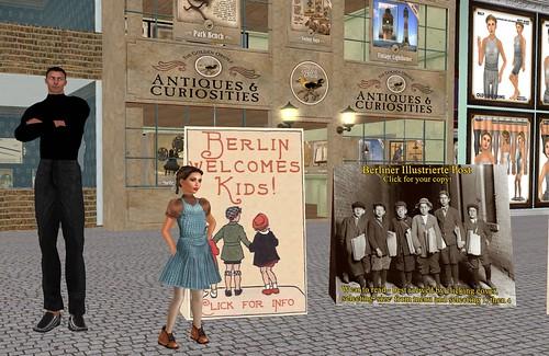 1920's Berlin