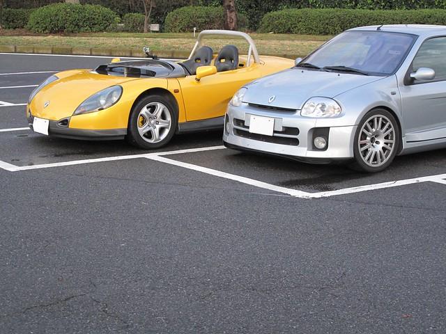Clio V6 & Sport Spider