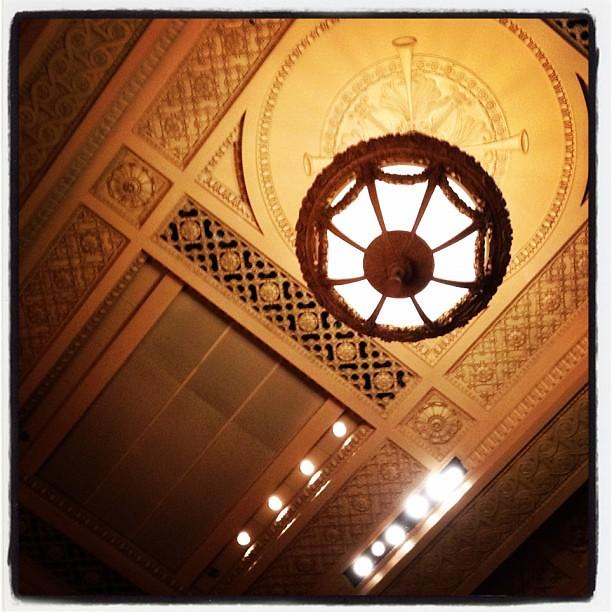 Grand Hall #uiuc #architecture