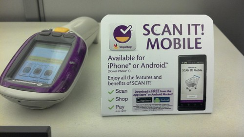 Stop and Shop scanner app for phone
