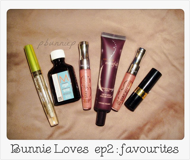 Bunnie favourite products Ep#2