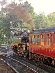 North York Moors Railway HDR