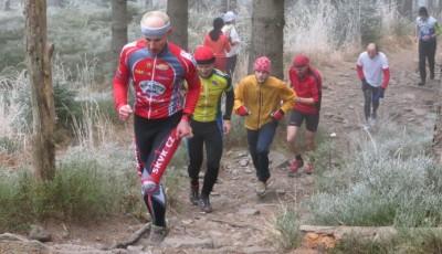 Lysacup: Ondřej Horák opět první na Lysé hoře