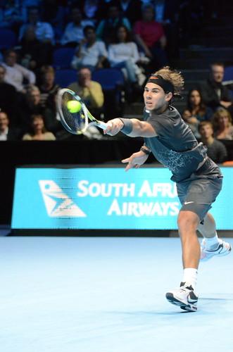 Rafael Nadal - ATP World Tour Finals