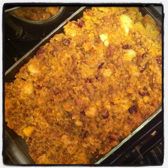 Thanksgiving: Stuffing