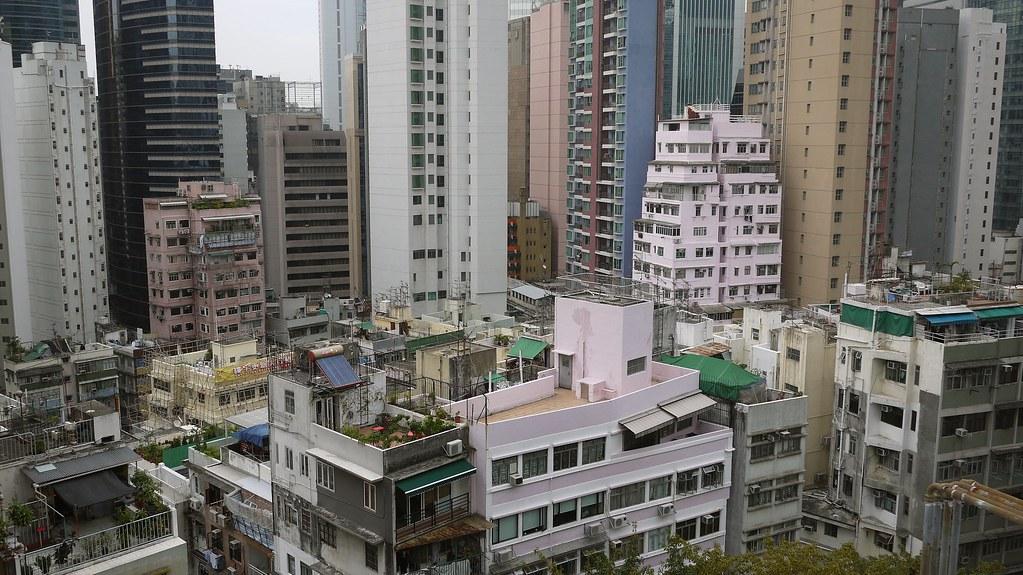 Sheung Wan Rooftops