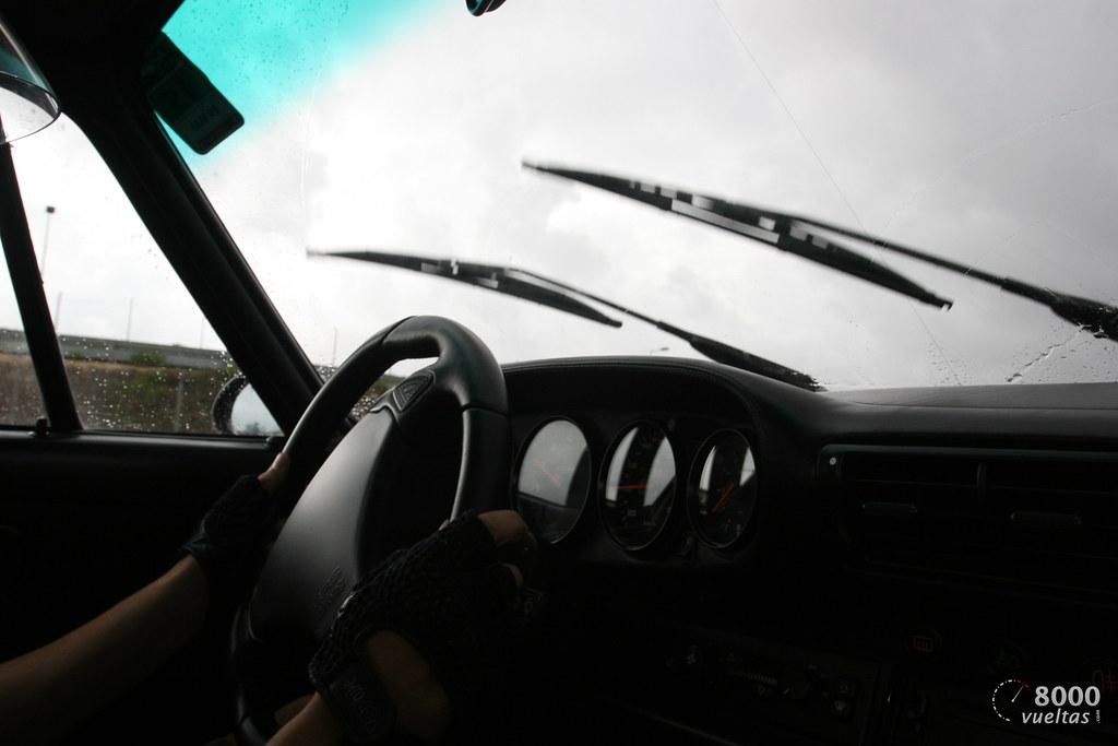Prueba Porsche 964 Turbo