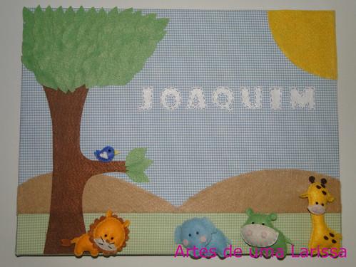 Joaquim by Artes de uma Larissa