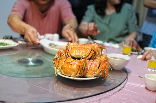 Hairy crab - a Shanghai favorite