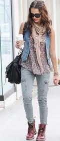 Jessica Alba Cargo Jeans