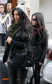Kim Kardashian Beanie Hat Celebrity Style Women's Fashion