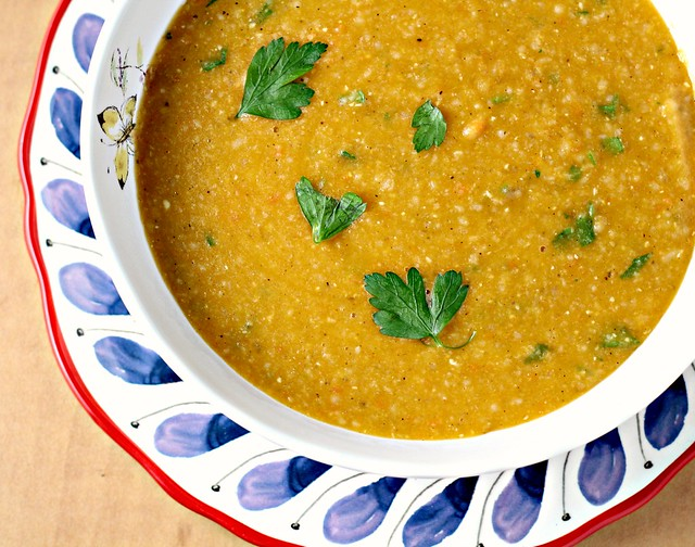 Red Lentil Soup with Lemon {eat.live.be.} | Joanne Eats Well With ...