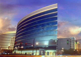 3 rd commercial tower coming to Hayden Ferry in Tempe
