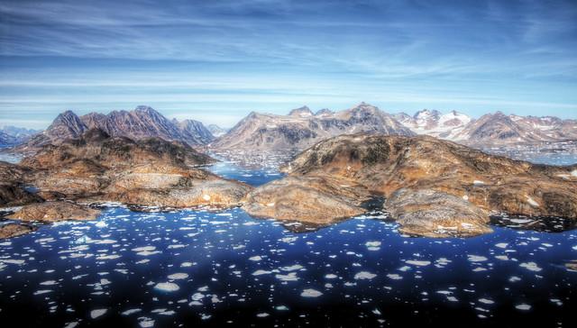 East Greenland Summer Landscape Flickr Photo Sharing