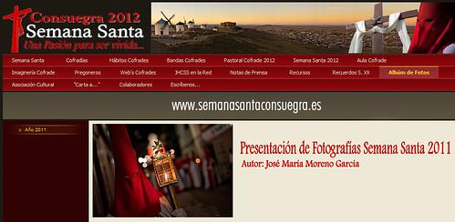 www.semanasantaconsuegra.es by José-María Moreno García = FOTÓGRAFO HUMANISTA