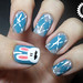 Nail Art - Papai Toelho + TUTORIAL