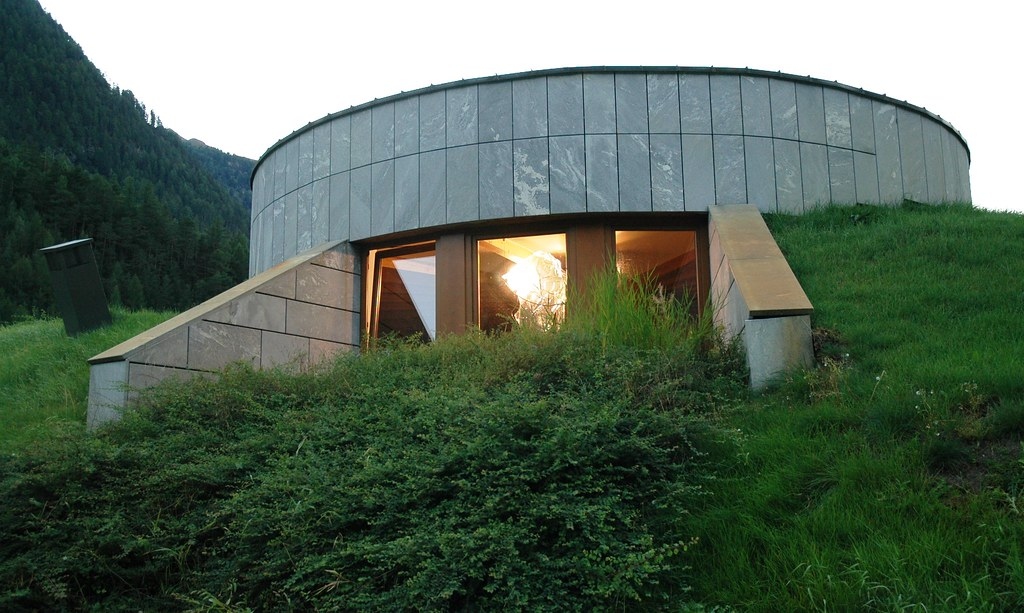 Aquadome Spa, Längendeld, Ötztal