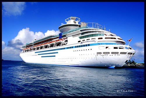 Royal Caribbean's Monarch of the Seas