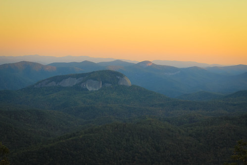 Pisgah - Looking Glass Rock