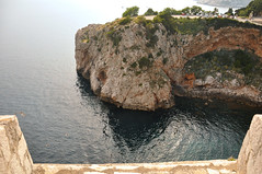 view from Fort Lovrijenac