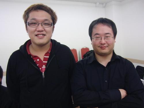 GPT Hiroshima - Chiba 2nd Winner : Endo Shuta, Masuno Ryosuke
