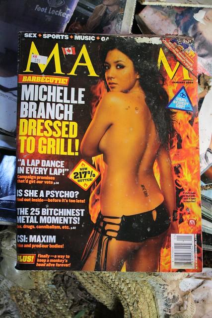 MAXIM January 2004