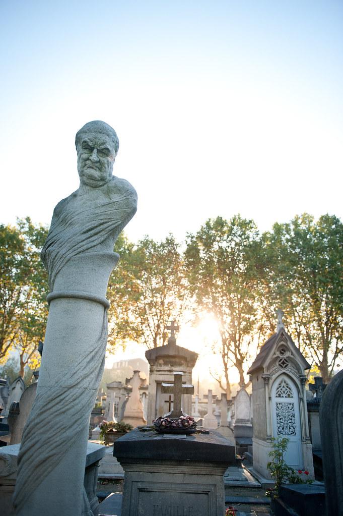 Cimetière du Montparnasse, Paris, 2011