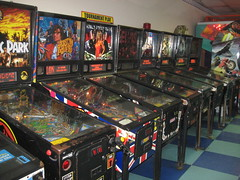 recreation(0.0), pinball(1.0), arcade game(1.0), indoor games and sports(1.0), games(1.0),