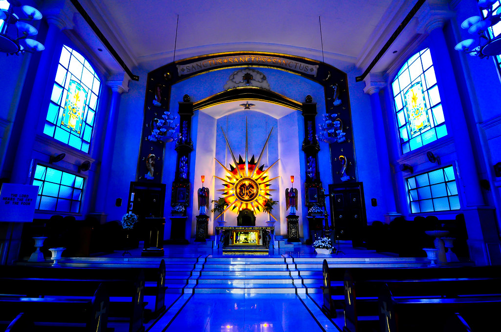 Blessed Pedro Calungsod Chapel - Cebu City, Philippines