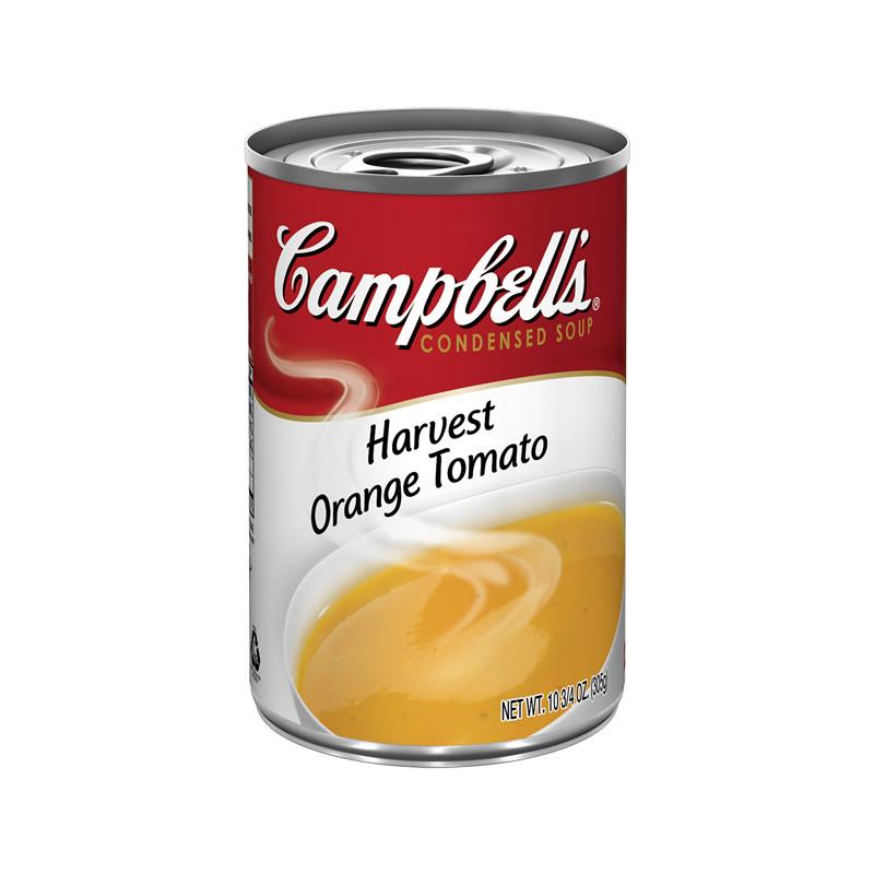 Campbell's Harvest Orange Tomato Soup