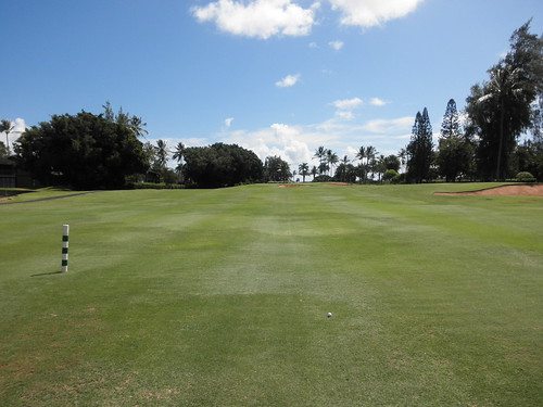 Turtle Bay Colf Course 150