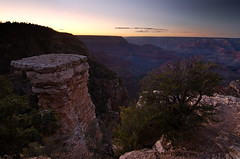 Grand Canyon Sunset I