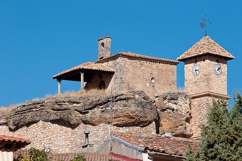 La Ermita de Santa Bárbara en Ruguilla