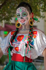 Maestros Del Folklor - 2011 Día de los Muertos Festival - Oakland