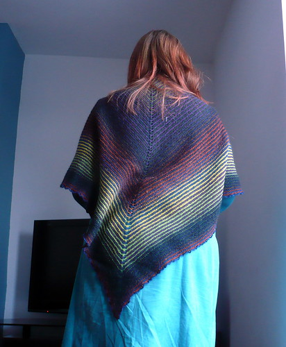 More Than a Triangle Shawl