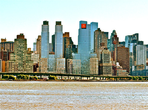 midtown Manhattan.....
