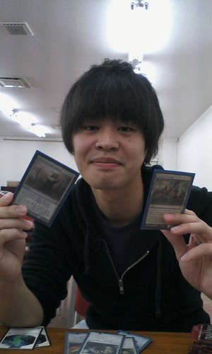 LMC Chiba 373rd Champion : Wada Kazunori