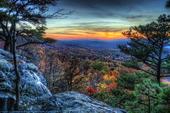 Bears Den Autumn Sunset ~Explore~