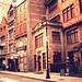 A Step Back in Time - Stone Street Historic District - Financial District - New York City