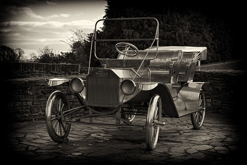 Model T Ballinscarthy, West Cork