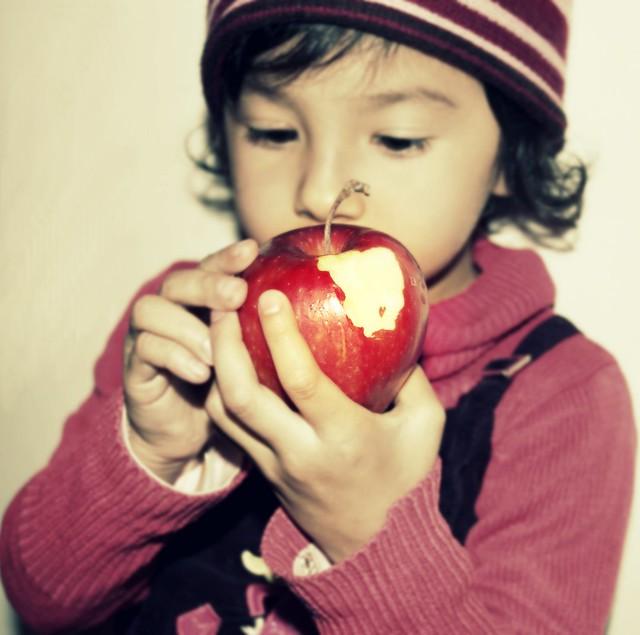 """""""Pomme empoisonnée"""""""