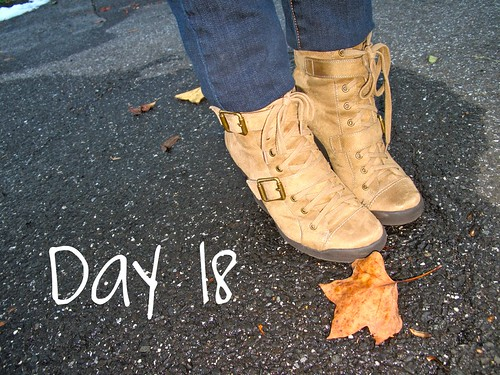 Livingaftermidnite - 30 day shoe challenge day 18