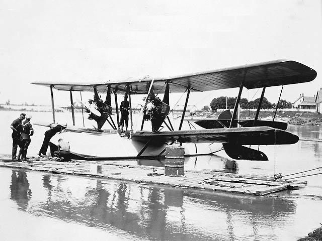 Canadian Vickers Varuna Mk.IIa