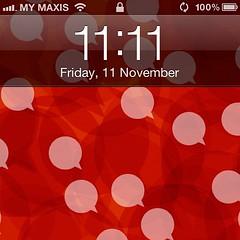 Happy 11.11.11!!!